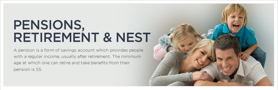 Pensions and Nest